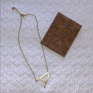 Anthropologie A Necklace